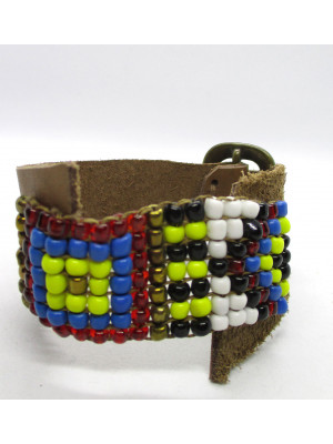Natural Leather Bracelet