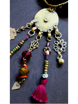 Bedouin Necklace