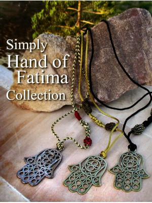 Simply Hand of Fatima - Collection